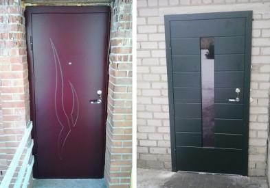 Sarvuotos durys siauliuose